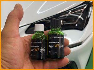 ガラスコーティングType-Zan液剤